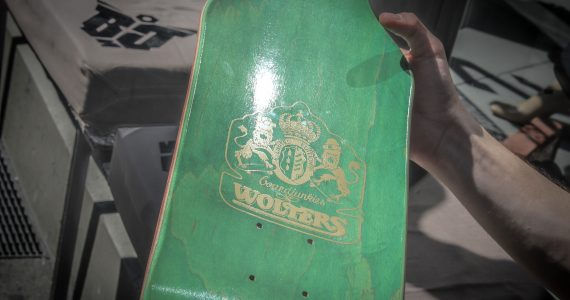 Wolters Skatebaord