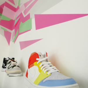 Syrup Sneakersuswahl